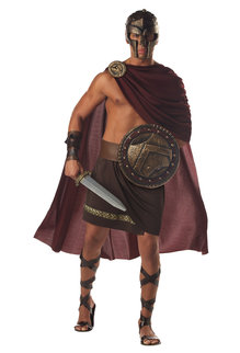 "California Costumes 12"" Spartan Combat Shield & Sword"