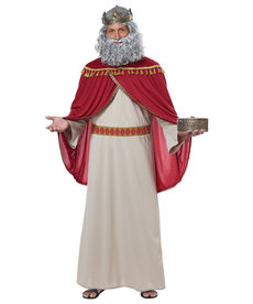 California Costumes Men's Melchior, Wise Man / Three Kings Costume