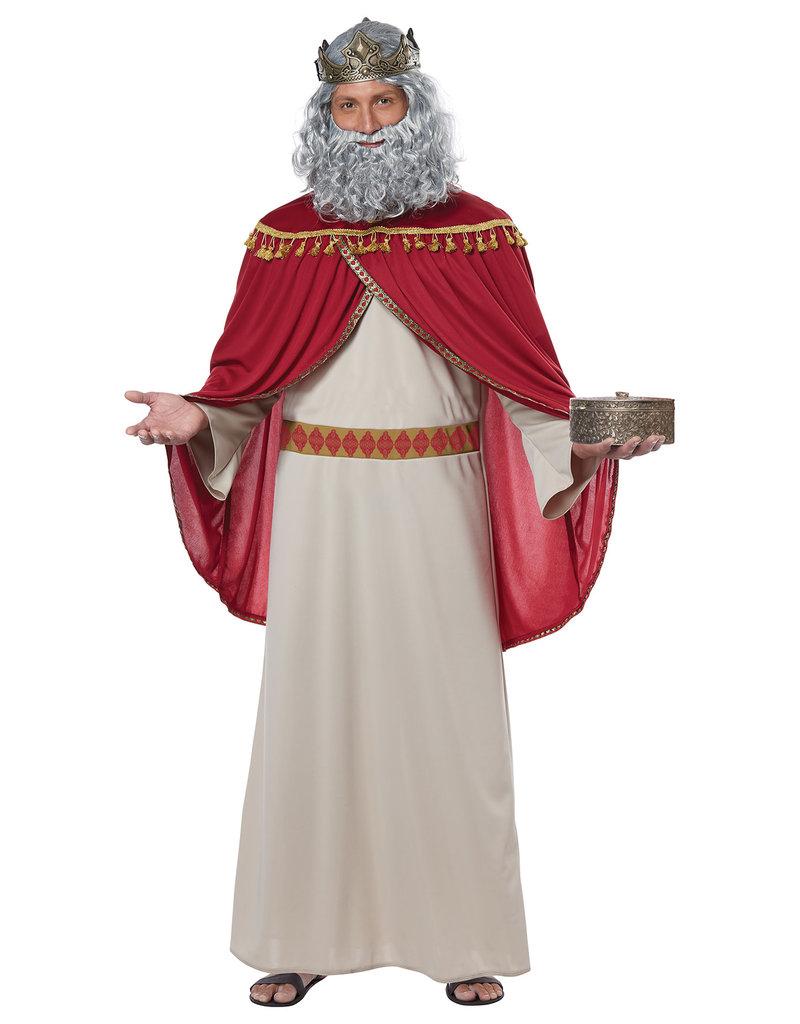 California Costumes Men's Melchior, Wise Man / Three Kings Costume