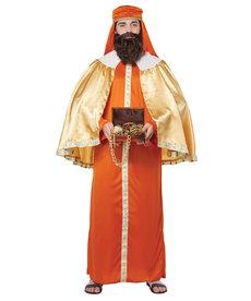 California Costumes Men's Gaspar, Wise Man / Three Kings Costume