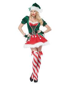 California Costumes Santa's Helper: Adult Costume