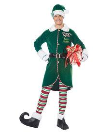 California Costumes Workshop Elf: Adult Costume
