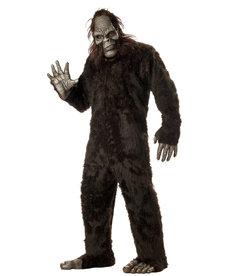 California Costumes Plus Size Bigfoot Costume