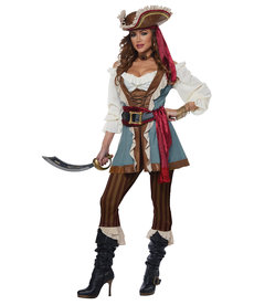 California Costumes Women's Jewel of the Sea Costume