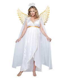 California Costumes Women's Plus Size Guardian Angel Costume