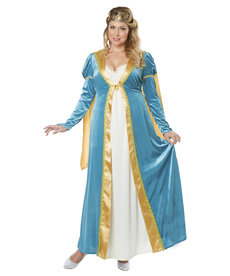 California Costumes Women's Plus Size Elegant Empress Costume