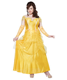California Costumes Women's Plus Size Classic Beauty Costume