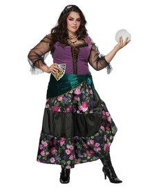 California Costumes Women's Plus Size Mystical Charmer Costume