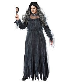 California Costumes Women's Plus Size The Legend Of Bloody Mary Costume