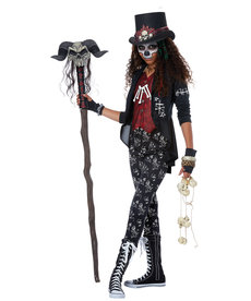 California Costumes Teen Voodoo Charm Costume