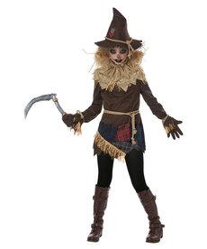 California Costumes Teen Creepy Scarecrow Costume