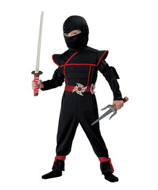California Costumes Toddler Stealth Ninja Costume
