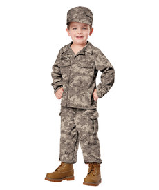 California Costumes Toddler Soldier Costume