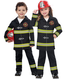 California Costumes Toddler Jr. Fire Chief Costume