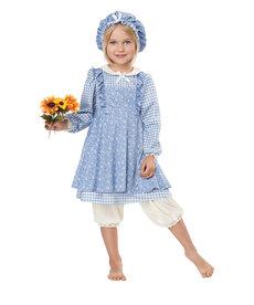 California Costumes Toddler Little Prairie Girl Costume
