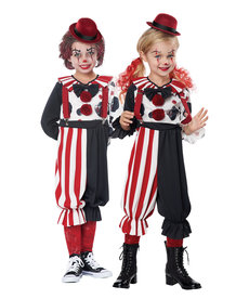California Costumes Toddler Kreepy Klown Kid Costume