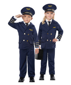 California Costumes Toddler Pint-Sized Pilot Costume