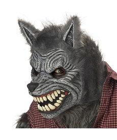 California Costumes Werewolf Animotion Mask