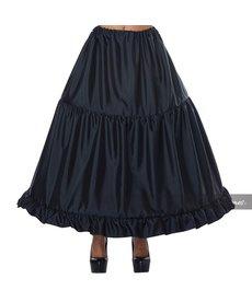 California Costumes Hoop Skirt: Black