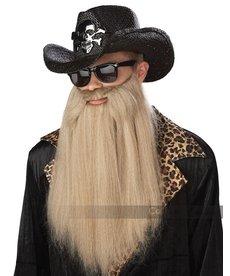 California Costumes Sharp Dressed Man Beard/Moustache