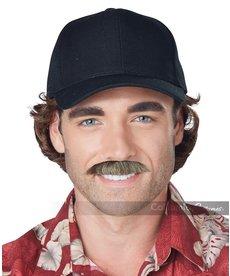California Costumes The Magnum Mustache