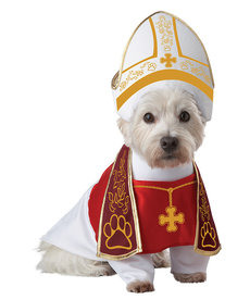 California Costumes Holy Hound: Pet Costume