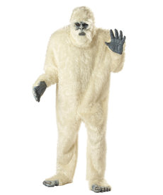 California Costumes Men's Abominable Snowman Costume