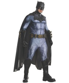 Rubies Costumes Grand Heritage: Adult Batman Costume (Justice League)