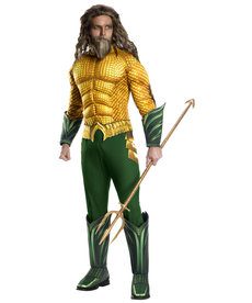 Rubies Costumes Men's Deluxe Aquaman Costume