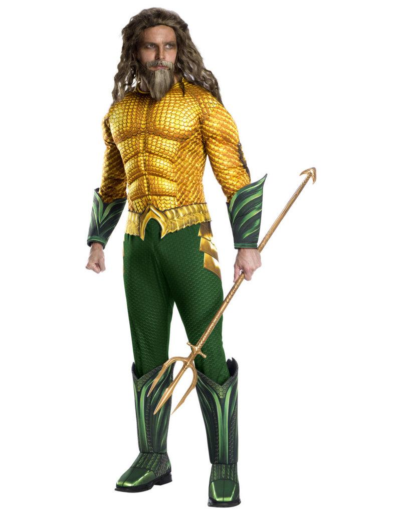 Rubies Costumes Men's Deluxe Aquaman Costume