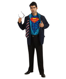 Rubies Costumes Men's Clark Kent / Superman Costume