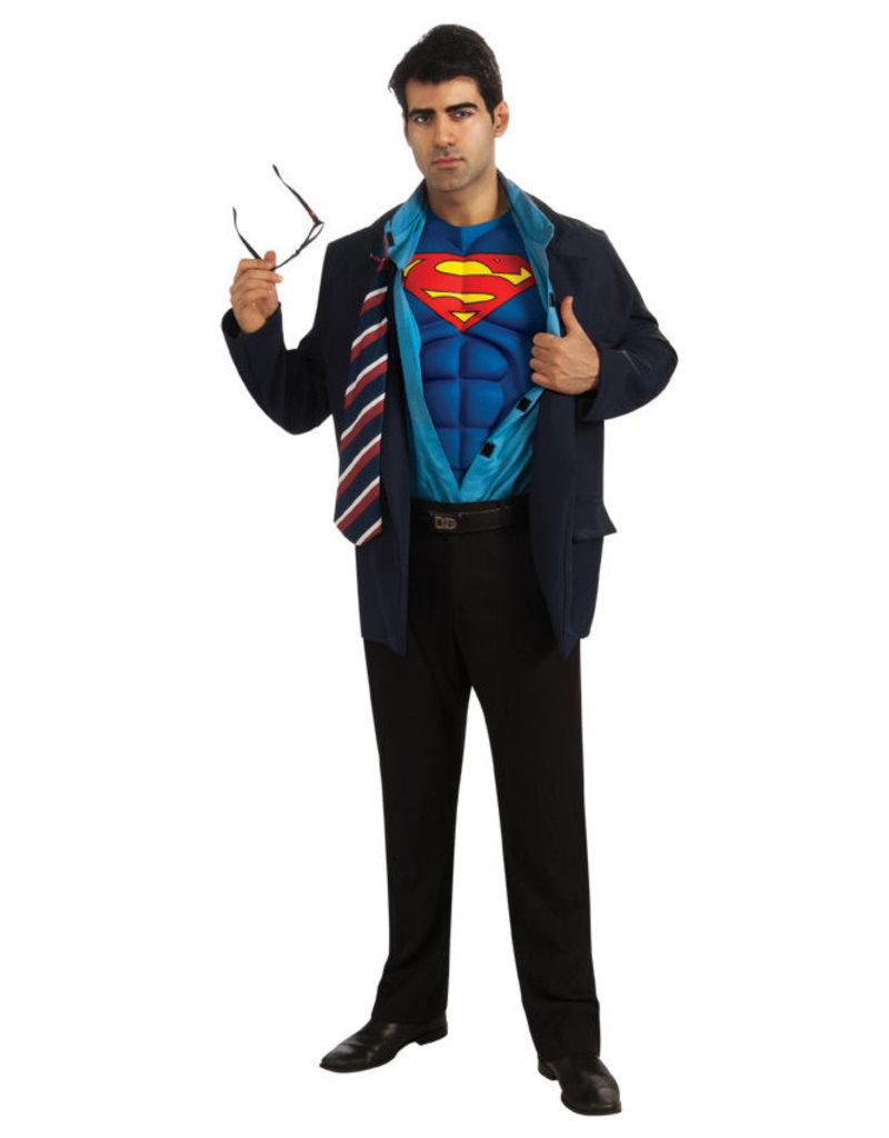 Rubies Costumes Men's Clark Kent / Superman Costume