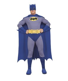 Rubies Costumes Men's Batman Costume (The Brave and the Bold)