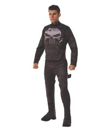 Rubies Costumes Men's Deluxe The Punisher Costume