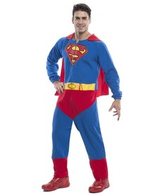 Rubies Costumes Adult Unisex Superman Onesie