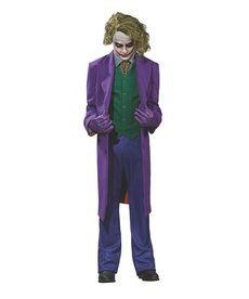 Rubies Costumes Grand Heritage: Men's The Joker Costume (Dark Knight Trilogy)