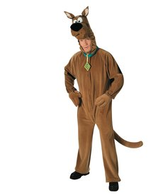Rubies Costumes Adult Scooby Doo Jumpsuit