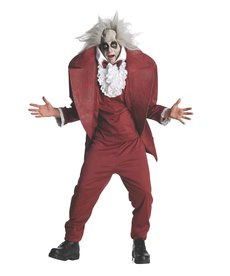 Rubies Costumes Men's Shrunken Head Beetlejuice Costume