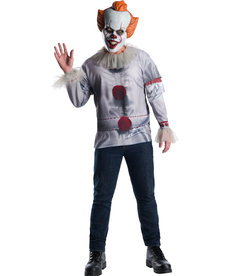 Rubies Costumes Men's Economy Pennywise Costume (IT)