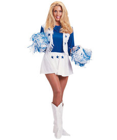 Rubies Costumes Women's Dallas Cowboys Cheerleader Costume