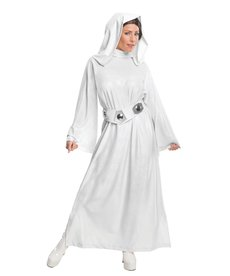 Rubies Costumes Women's Hooded Princess Leia Costume
