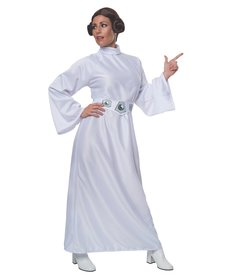 Rubies Costumes Women's Princess Leia Costume