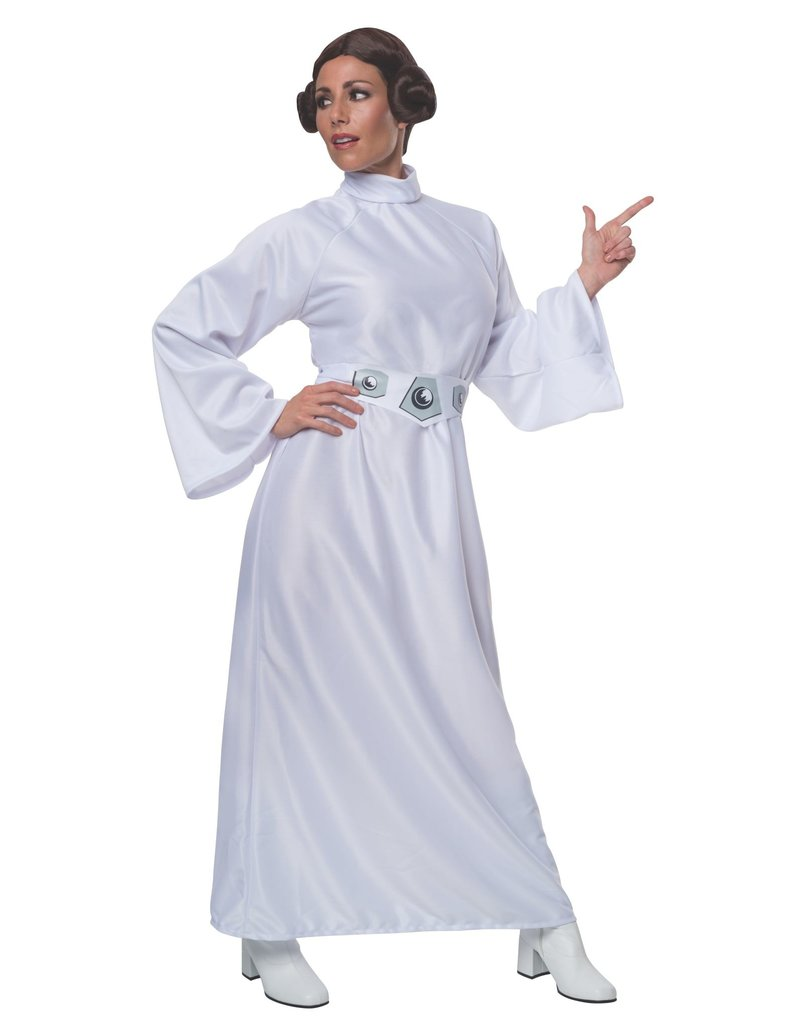 Rubies Costumes Women's Princess Leia Costume: Star Wars Saga