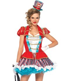 Leg Avenue Women's Ravishing Ring Master Costume