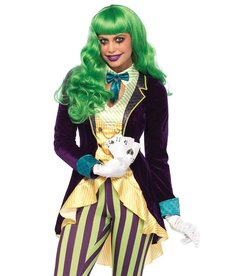 Leg Avenue Wicked Trickster: Adult Costume