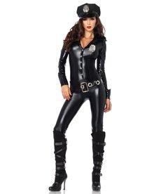 Leg Avenue Women's Officer Payne Costume