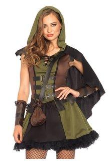 Leg Avenue Women's Darling Robin Hood Costume