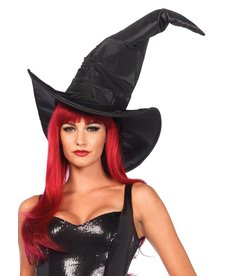 Leg Avenue Ruched Witch Hat