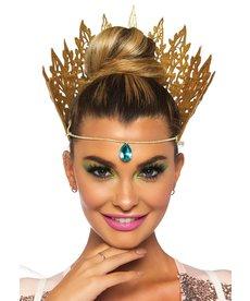Leg Avenue Glitter Queen Crown