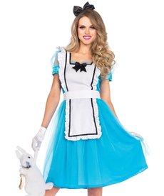 Leg Avenue Women's Classic Alice Costume